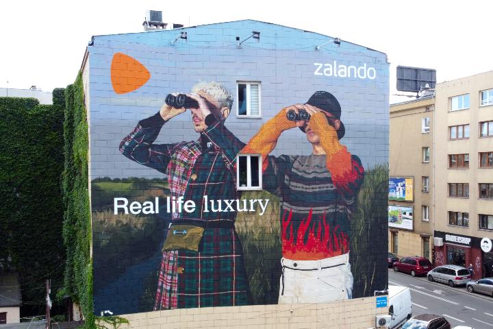 Zalando – real life luxury