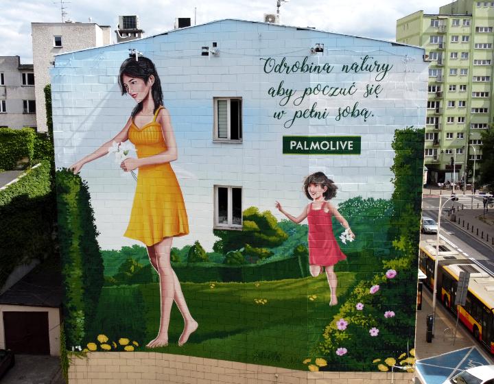 Palmolive – Odrobina natury