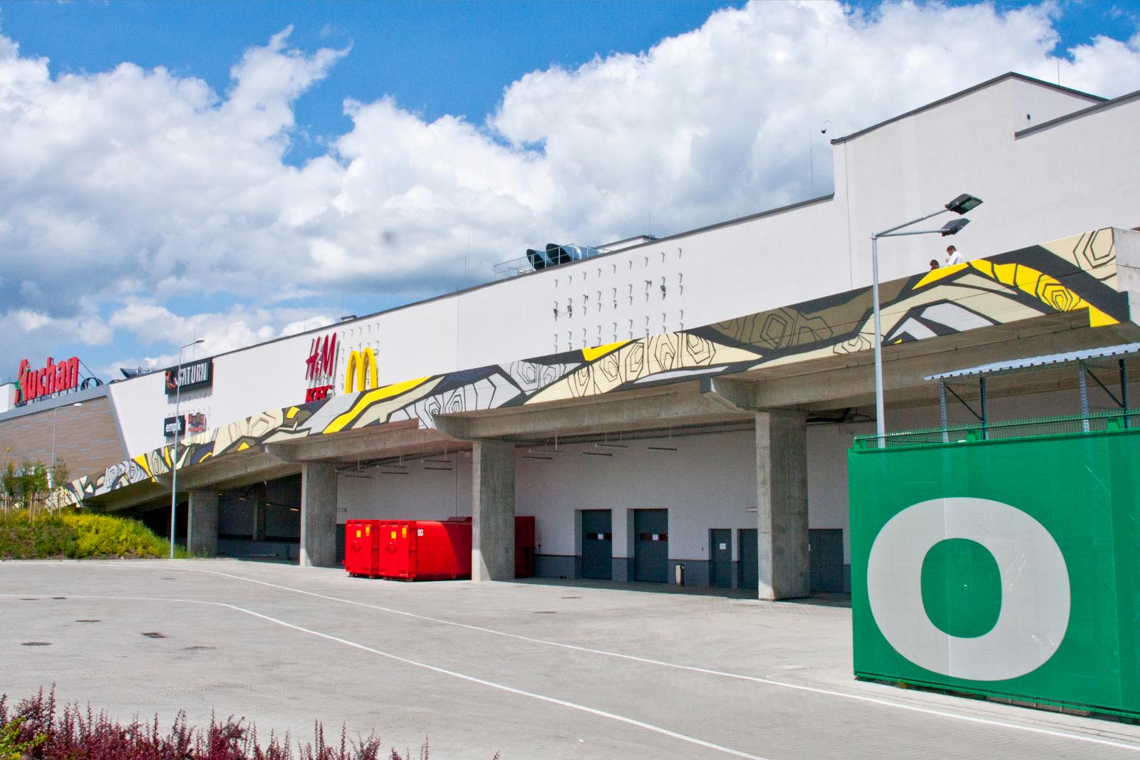 Auchan / Galeria Bronowice